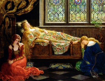 john-maler-collier-the-sleeping-beauty-1921