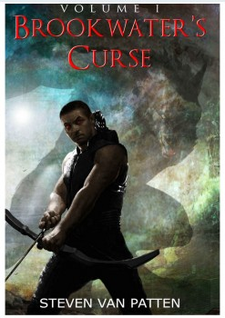 Brookwater's Curse by Steven Van Patten. Vol.1