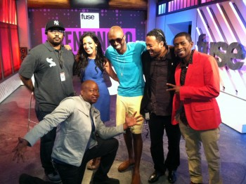 United State of Hip Hop cast and crew for Fuse Network