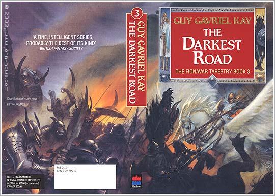 the-darkest-road-guy-gavriel-kay-uk