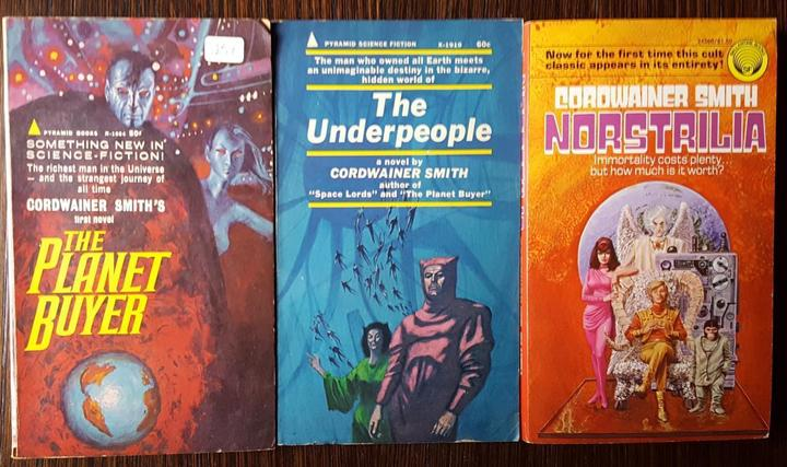 Cordwainer Smith lot 2-small