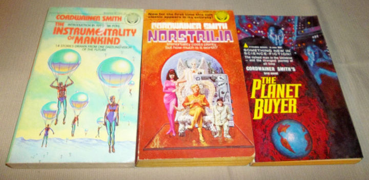 Cordwainer Smith lot 3-small
