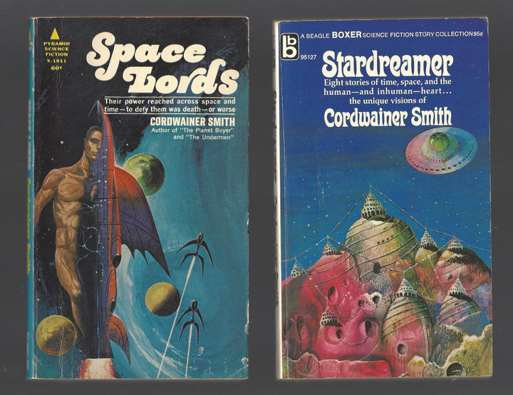 Cordwainer Smith lot-small