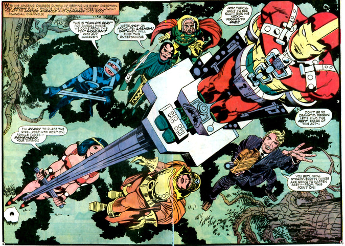Jack Kirby Mister-Miracle-small