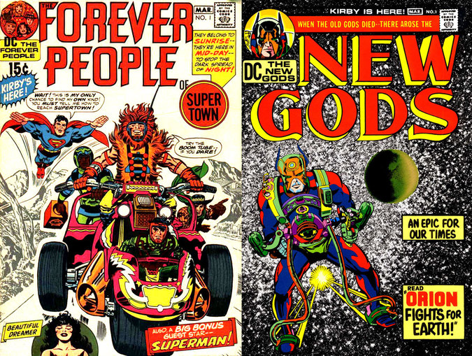 Jack Kirby New Gods-small