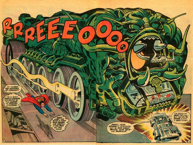 Jack Kirby Superman-small