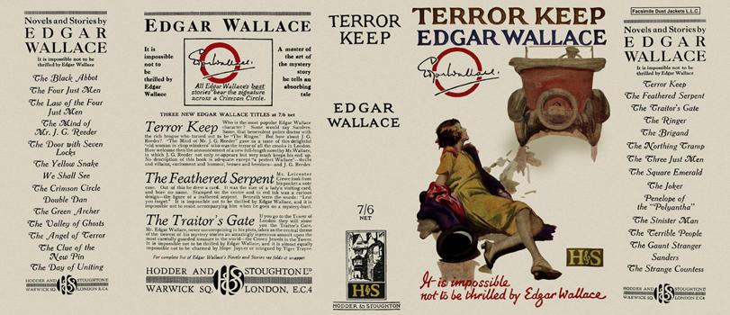 Terror Keep Edgar Wallace 2