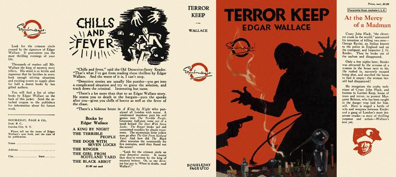 Terror Keep Edgar Wallace
