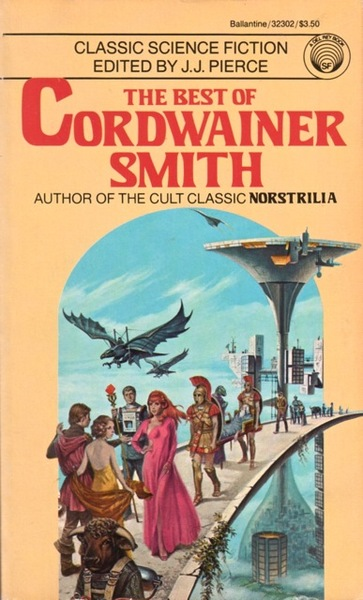 The Best of Cordwainer Smith-small 2
