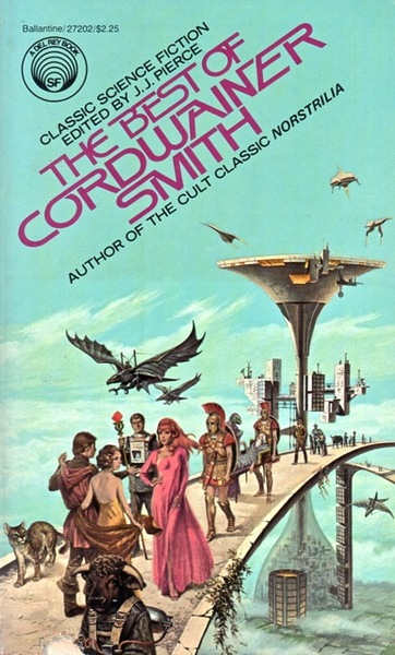 The Best of Cordwainer Smith-small