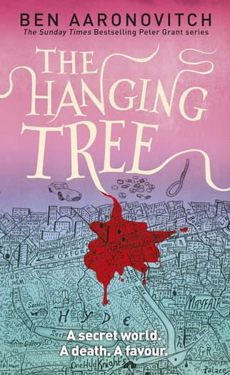 The Hanging Tree Ben Aaronovitch-small