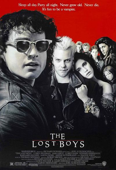 The Lost Boys poster-small