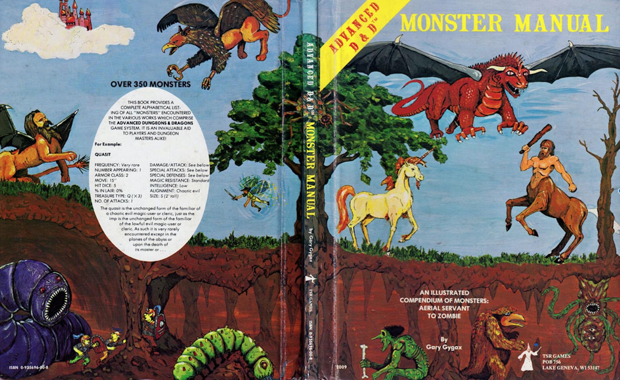 black gate articles the cold counsel of rpgs rh blackgate com Monster Manual Art T-Shirt Monster Manual Art