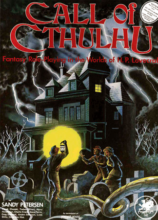 Call of Cthulhu Chaosium First Edition-small