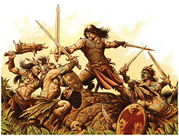 Conanfight