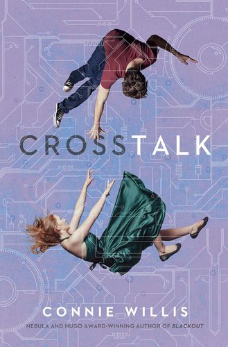 Crosstalk by Connie Willis-small