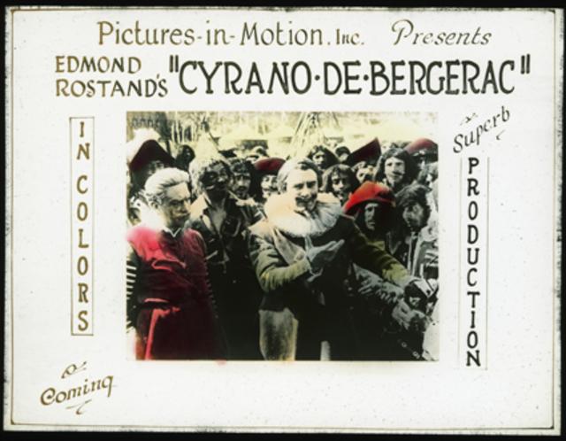 Cyrano de Bergerac 1925 poster-small