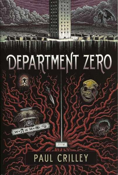 Department Zero Paul Crilley-small
