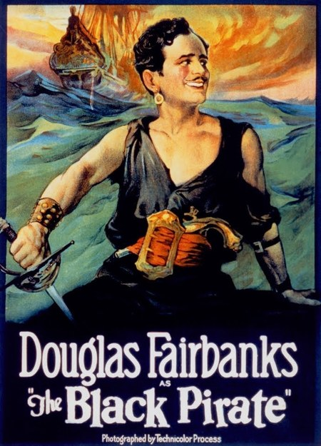 Douglas Fairbanks The Black Pirate-small