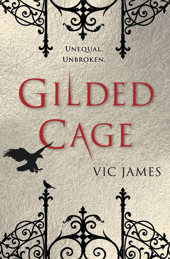 Gilded Game Vic James-small