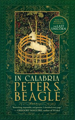In Calabria Peter Beagle-small