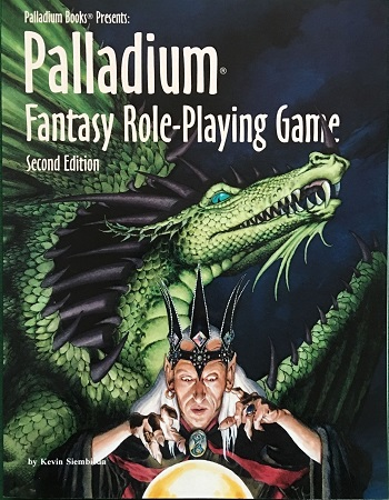 Palladium Fantasy Role-Playing Game Second Edition-small