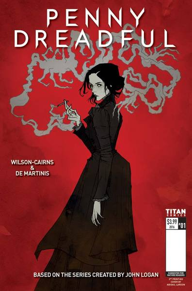 Penny Dreadful Issue 1-small