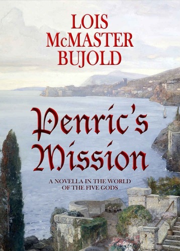 Penric's Mission Lois McMaster Bujold-small