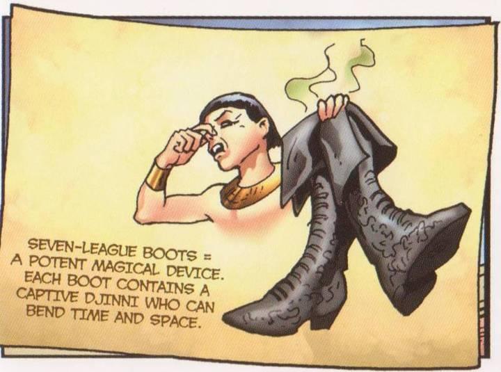 Seven League Boots-small