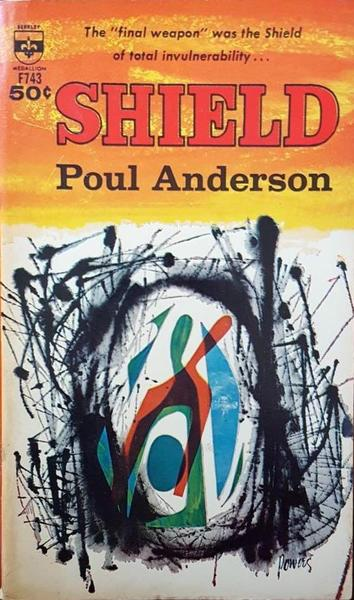 Shield Poul Anderson Berkley Medallion-small