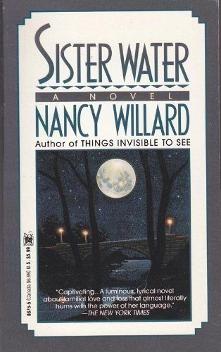 Sister Water Nancy Willard paperback-small