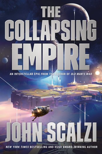 The Collapsing Empire John Scalzi-small