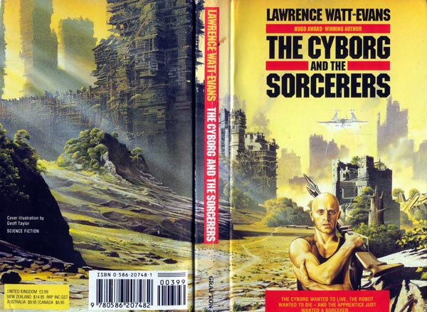 The Cyborg and the Sorcerers-Grafton