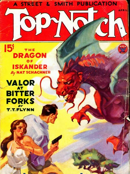 The Dragon of Iskander Top Notch-small