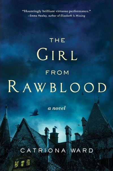 The Girl From Rawblood-small