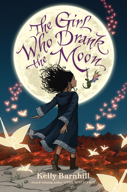The Girl Who Drank the Moon Kelly Barnhill-small