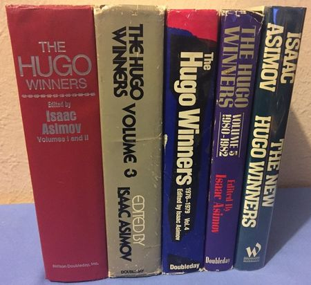 The Hugo Winners Isaac Asimov-small