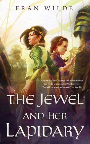 The Jewel and Her Lapidary-small