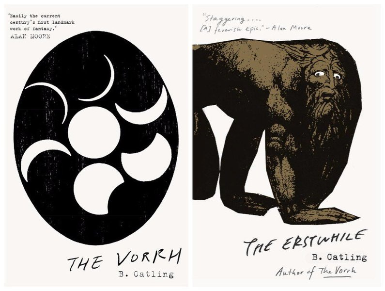 The Vorrh and The Erstwhile-small