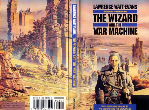 The Wizard and the War Machine-Grafton