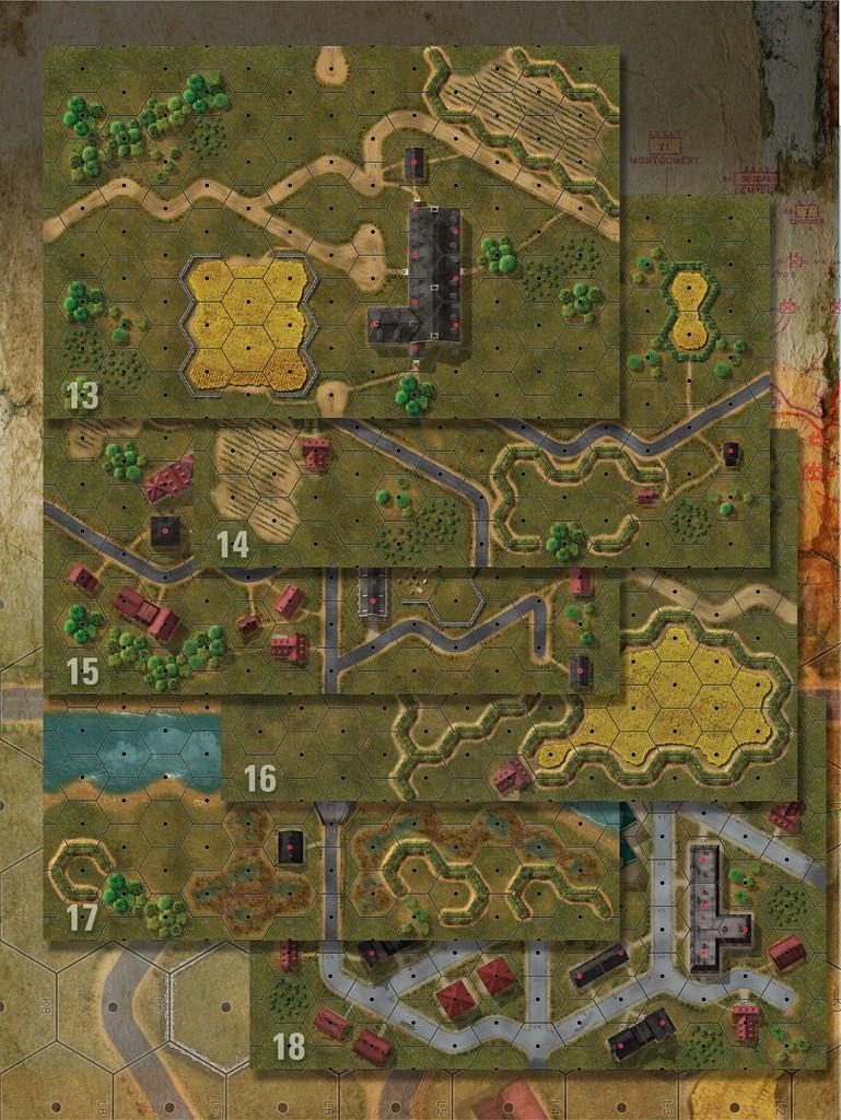 hon map