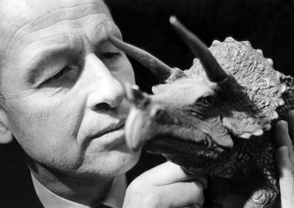 ray-harryhausen-triceratops-model-one-million-years-bc
