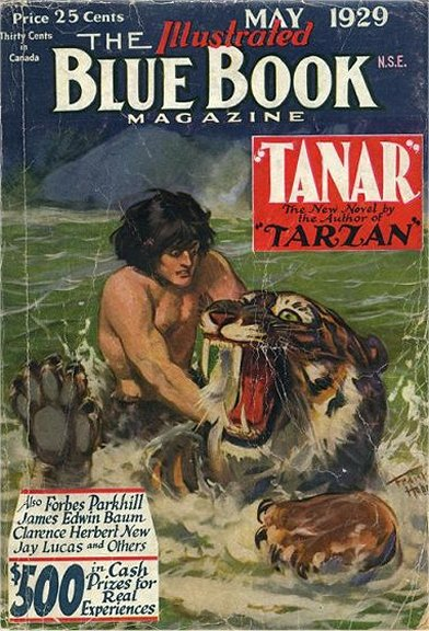 tanar-of-pellucidar-blue-book-cover