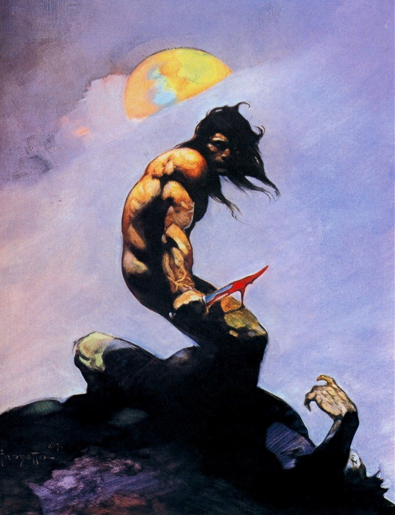 tanar-of-pellucidar-frazetta-cover