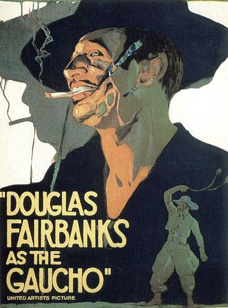 the-gaucho-douglas-fairbanks-1927 poster 2