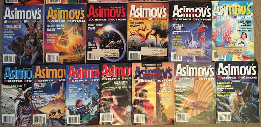 Asimov's Science Fiction of the 1990s 2-small
