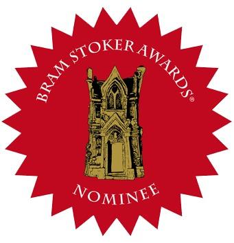Bram Stoker Award sticker