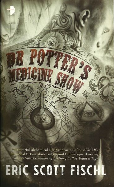 Dr Potter's Medicine Show-small