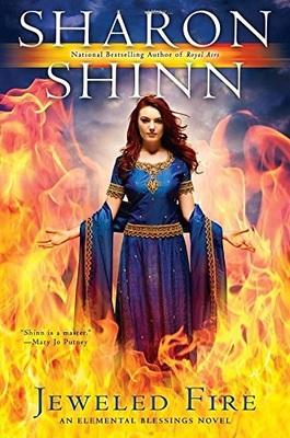 Jeweled Fire Sharon Shinn-small