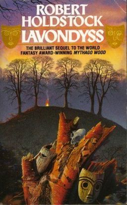 Lavondyss Robert Holdstock-small